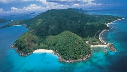 Anse Lazio is regarded as one of the most beautiful beaches in the world.