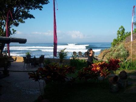 Tabanan surf spot - shark attack site